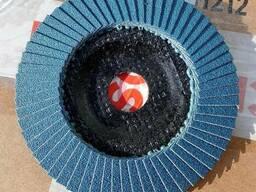 Круг шлифовальный лепестковый SMT 324 Klingspor p40 321510