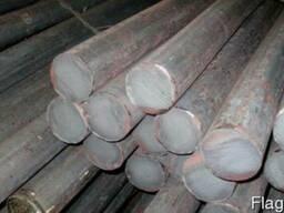 Круг стальной Ф 40, 50, 52 мм ст. 5ХНМ