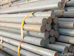 Круг стальной ф20, 30, 40, 50, 60, 120, 180, 200-350 мм. ст. 20Х, 40Х