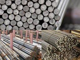 Круг стальной ст 30ХГСА ф 55 мм сталь конструкционная