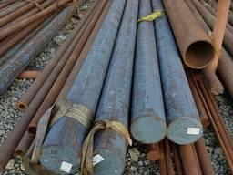Круг стальной поковка 170 мм сталь 20, 45, 40Х