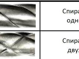 Спиралевидная накатка на стальные трубы