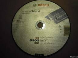 Круг відрізний по металу Bosch 230x1, 9x22, 2 мм
