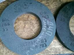 Круги шлифовальные, заточные для круглошлифовальных станков