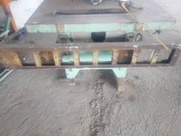 Круглопильный станок с торцовочной кареткой Ц6-2(К)