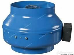 Круглый канальный центробежный вентилятор Вентс Вкм 125