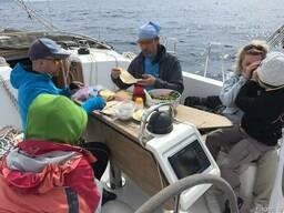 Круиз на яхте в Турции в марте