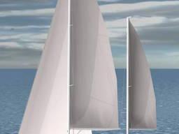Круизная парусно-моторная яхта L42(кэч)