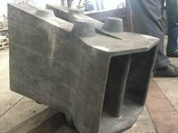 Крупногабаритное и корпусное литье чугуна и стали