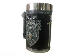 Кружка Чашка 3D Skull Mug Череп Пивная кружка Двуглавый Орёл