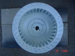 Крыльчатка для центробежного вентилятора KR 210-105