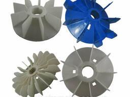 Крыльчатка (Вентилятор) -АИР-160 (4, 6, 8) 43мм/215мм/255мм