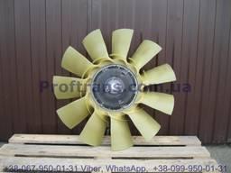 Крыльчатка вентилятора, вентилятор DAF XF 105 Даф ХФ 105