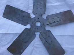 Крыльчатка вентилятора ЯМЗ-240