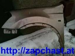 Крыло б/у Nissan Micra, Note, Qashqai, Tiida, X-Trail