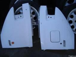 Крыло переднее левое/ правое Fiat Ducato 2 (1994г-2002г)