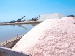 Розовая морская соль для ванн