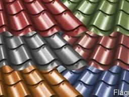 Крыша из металлочерепицы — это надежно, красиво и долговечно