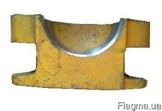 Крышка 80-52-29 шаровой опоры отвала Т-130
