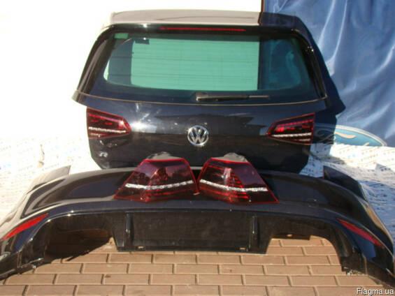 Крышка багажника Бампер задний Фонари VW Golf 7 VII 13-15