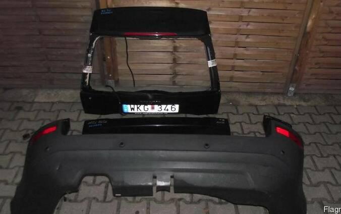 Крышка багажника Бампер задний Volvo XC90 08-14