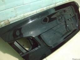 Крышка багажника BMW F10, чёрная, ляда, БМВ, Ф10