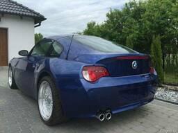 Крышка багажника BMW Z4 E85 (БМВ Z4 E85)