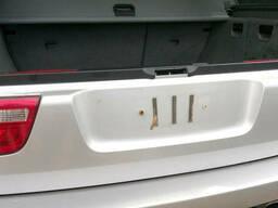 Крышка багажника борт дорестайлинг БМВ Е53 Х5 BMW E53 X5. ..