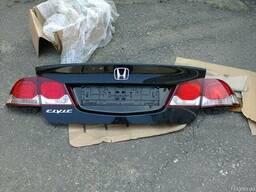 Крышка багажника,фонари Honda civic 4d 2010 год автозапчасти