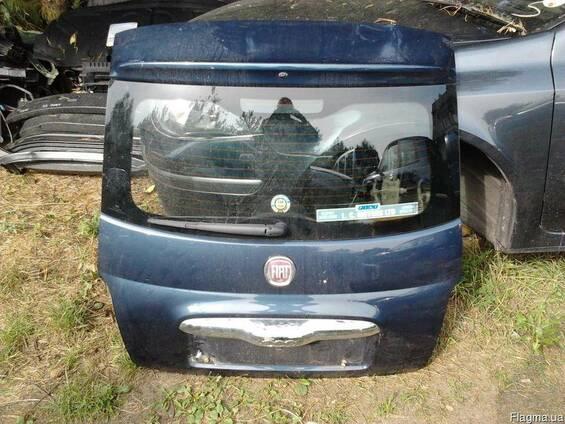 Крышка багажника фонари задние бампер Fiat 500 07-14 б/у