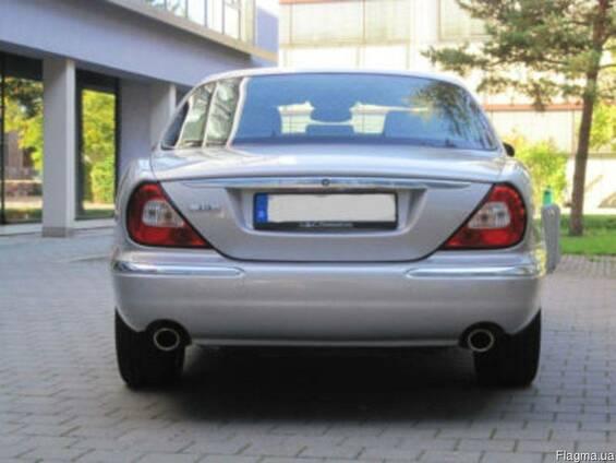 Крышка багажника фонари задние бампер задний Jaguar XJ 03-07