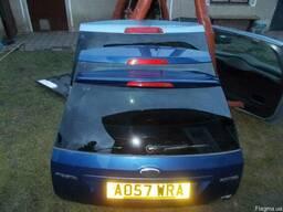 Крышка багажника на Ford Fiesta MK6 02-08