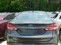 Крышка багажника голая Ford Fusion