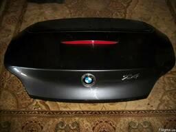 Крышка багажника голая комплектная Б/У BMW Z4 E89 2009-