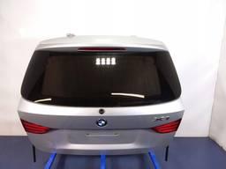 Крышка багажника комплектная (цвет 354) BMW X1 E84