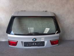 Крышка багажника комплектная, фонари BMW X5 E70