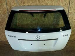 Крышка багажника комплектная Mercedes W204 Универсал