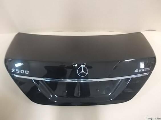 Крышка багажника комплектная Mercedes W221 05-13