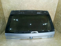 Крышка багажника ляда дорестайлинг БМВ Е53 Х5 BMW E53 X5. ..