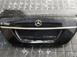 Крышка багажника Ляда Mercedes W221 Разборка