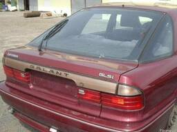 Крышка багажника Mitsubishi Galant E32 1989-1992 хетчбек.