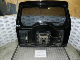 Крышка багажника б\у для митсубиси паджеро вагон 4