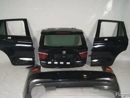Крышка багажника в сборе голая стекло BMW БМВ X3 F25 15-17