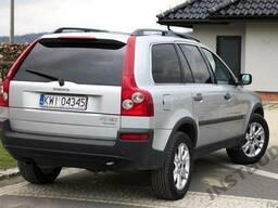 Крышка багажника Volvo XC90 (Вольво XC90) 2003-2015 г