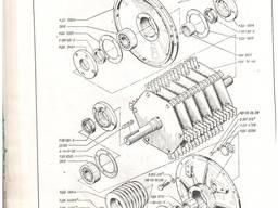 Крышка дробилки кду-2, 0 1339