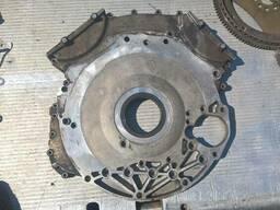 Крышка двигателя задняя б/у на автомобиль Audi Q7