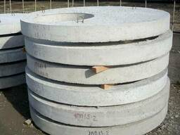 Кольца бетонные, ЖБИ от производителя.