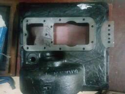 Крышка раздаточной коробки БМ-302