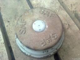 Крышка ступицы saf(блок-подшыпник) для полуприцепа