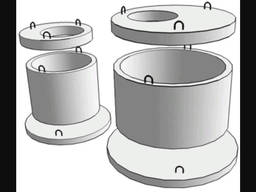 Крышка железобетонная ПЛ12 для колодцев